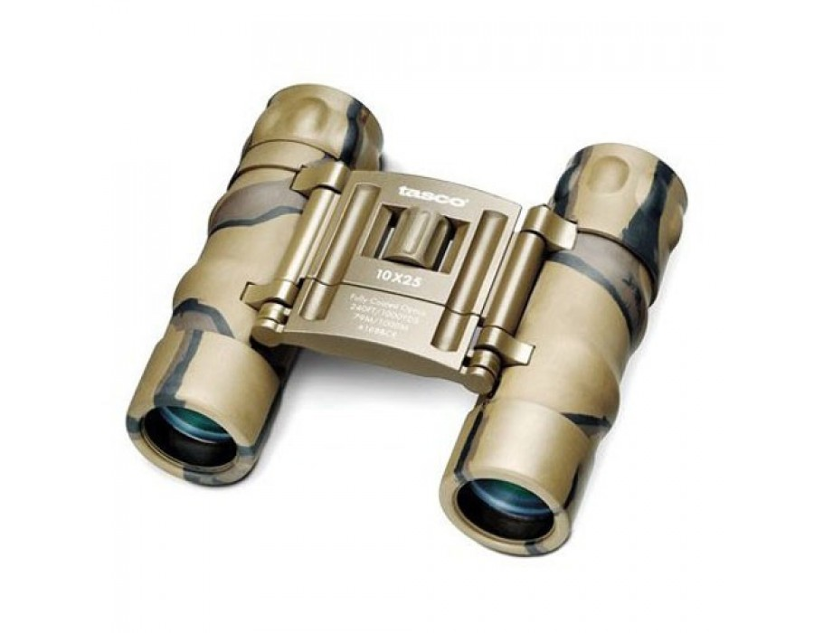 Binocular Tasco Essentials 10x25 Camo