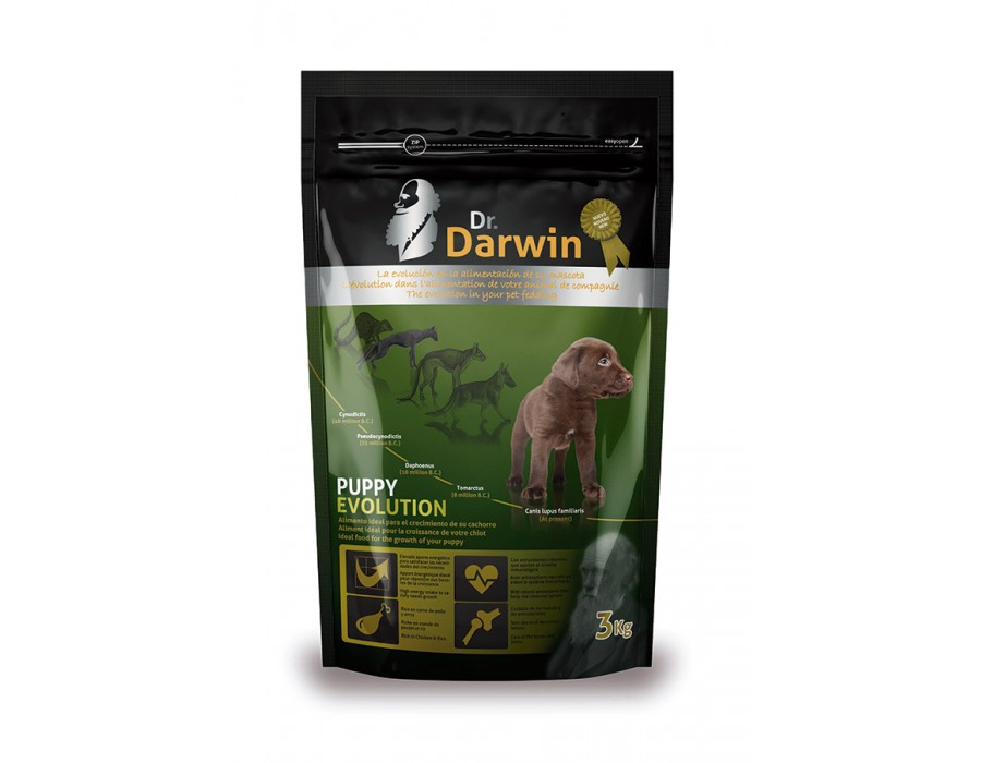 DrDarwin Puppy Evolution (3 kg)