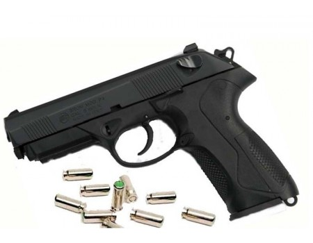 Pistola de fogueo Bruni P4 Black 9mm