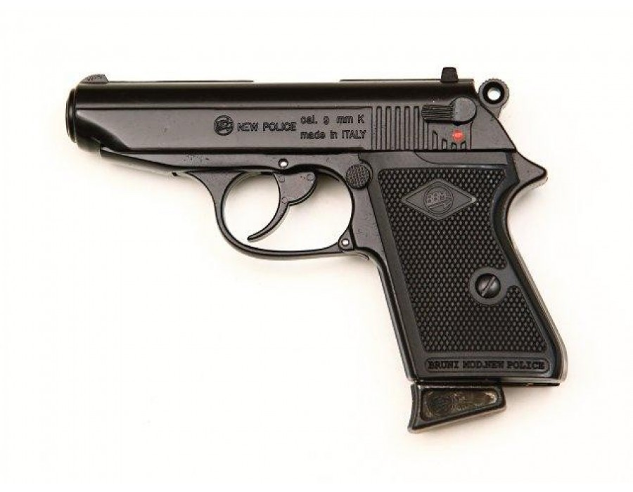 Pistola de fogueo Bruni New Police 9mm