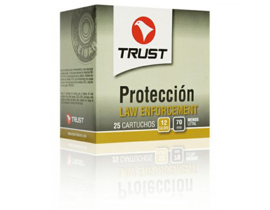 Cartucho de fogueo Trust Protection Cal. 12
