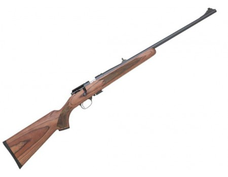 Carabina de cerrojo remington five calibre 22 magnum