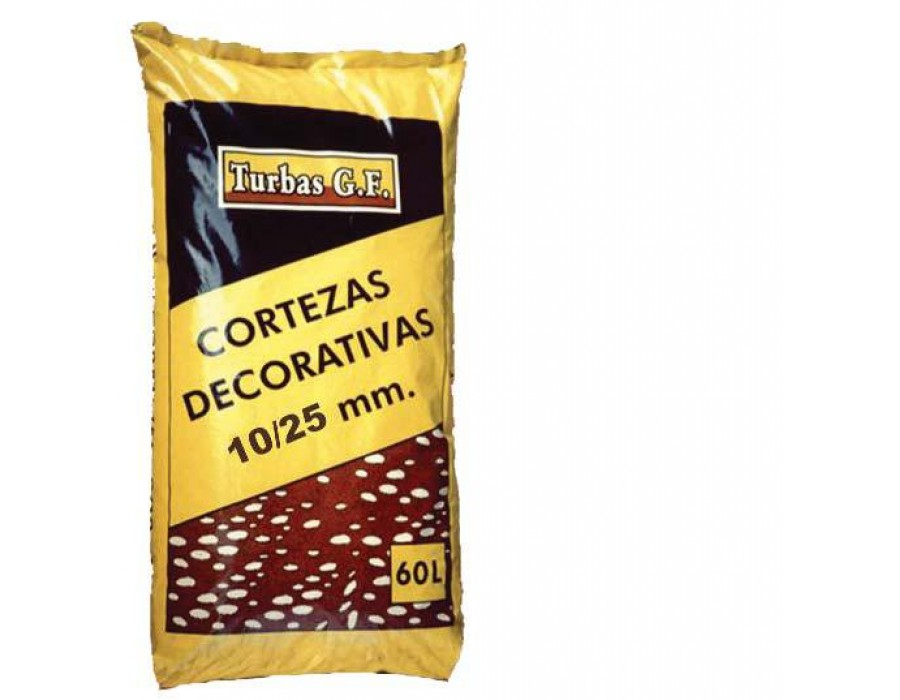 Corteza decorativas 10/25 60 l.