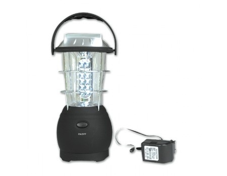 Lampara de camping led recargable