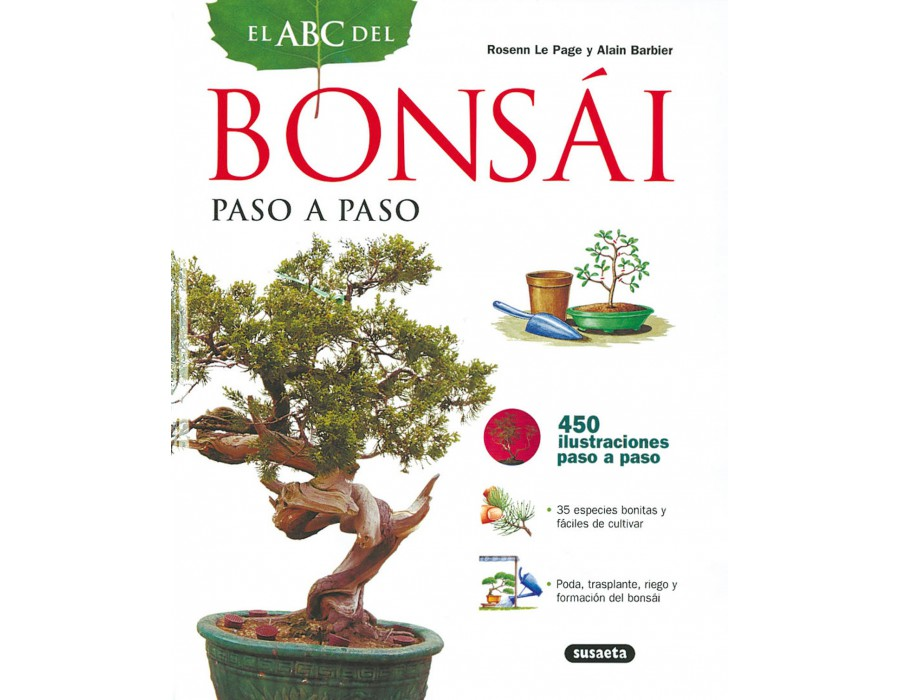 Libro el abc del bonsai