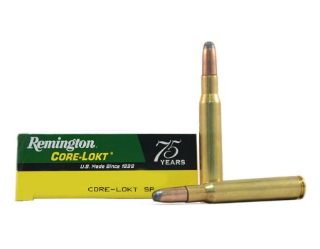 Balas Remington Core Lokt - 270 Win - 130 grs - Soft Point