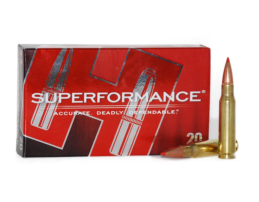 Balas Hornady Superformance - 308 Win - 150 grs - SST
