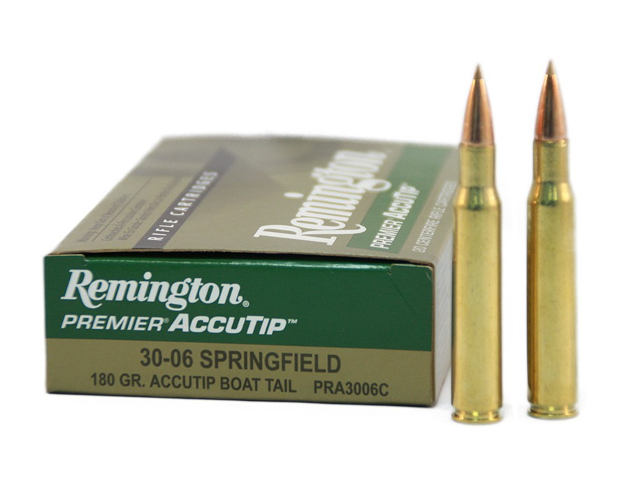 Balas Remington Accutip - 308 Win - 165 grs
