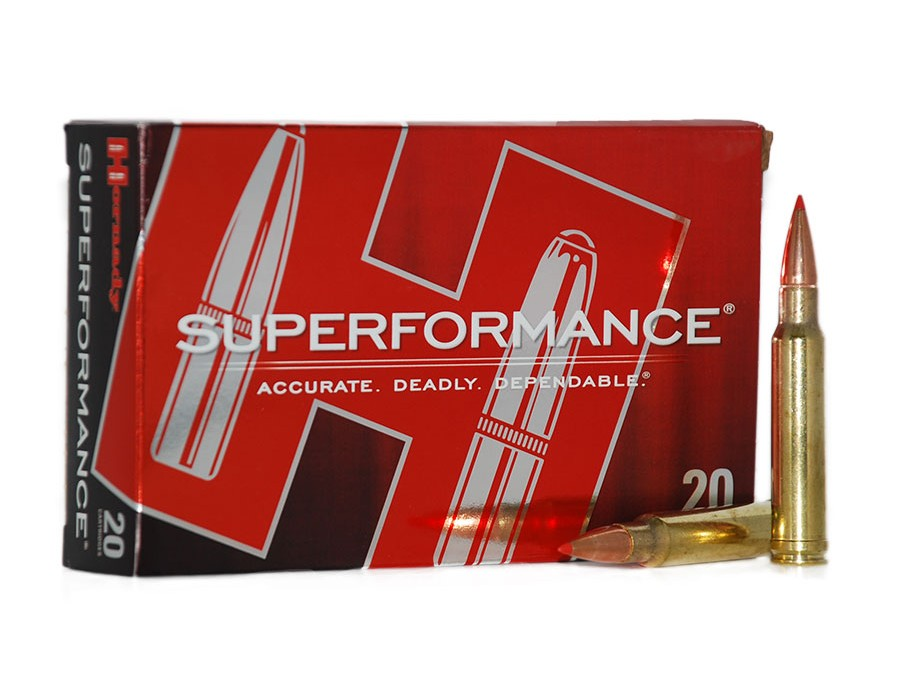 Balas Hornady Superformance - 280 Rem - 139 grs - SST