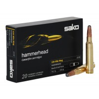 Balas Sako Hammerhead - 338 Win Mag - 250 grs - Bonded Soft Point