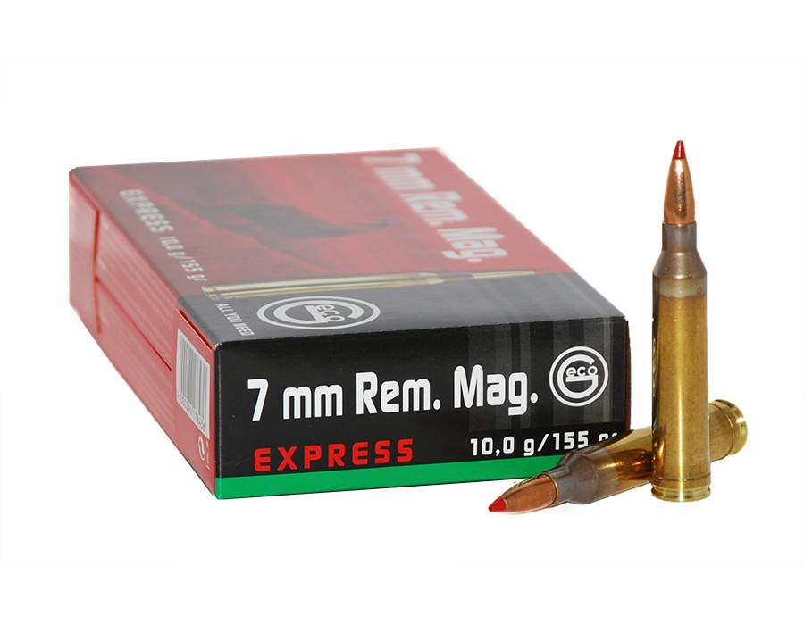 Balas Geco Express - 7mm Win Mag - 155 grs