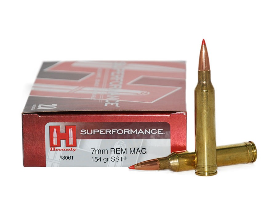 Balas Hornady Superformance - 7mm - 154 grs - SST
