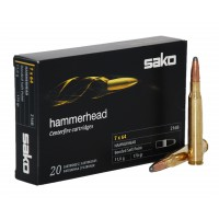 Balas Sako Hammerhead - 7x64 - 170 grs - Soft point