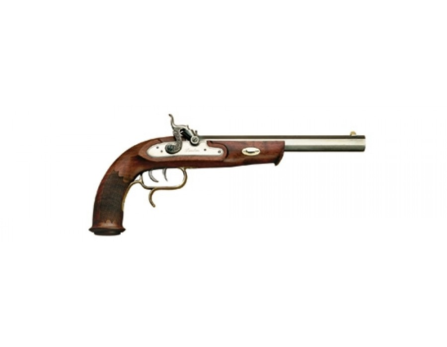 Pistola de avancarga william parker of london calibre 45
