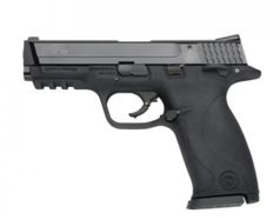 Pistola m&p calibre 22lr smith wesson