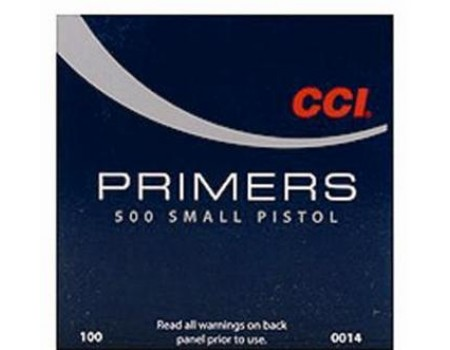 Pistón CCI 400 small rifle (100 uds)