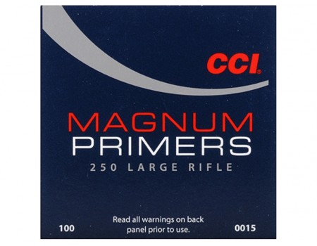 Piston cci 250 large rifle Magnum(100 uds)