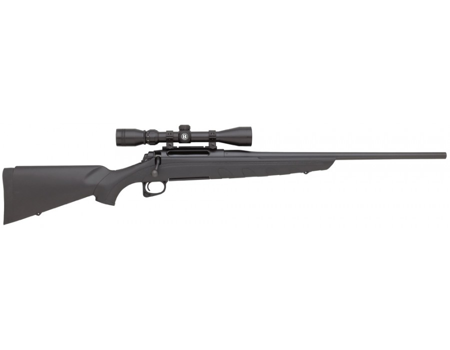 Rifle de cerrojo remington 770 calibre 3006, visor y monturas