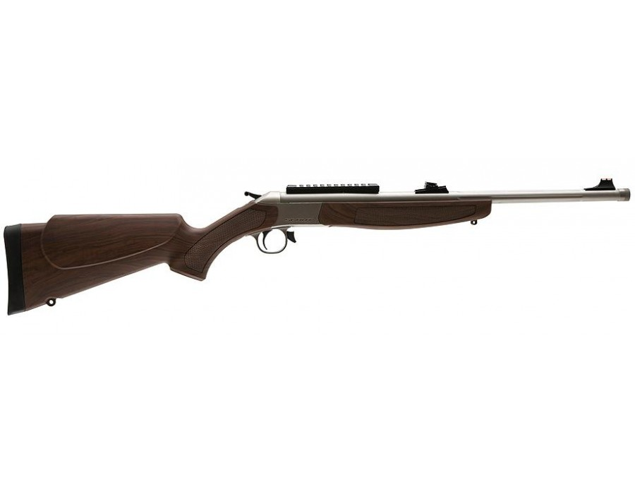 Rifle monotiro bergara model scout imitacion madera inoxidable calibre 308