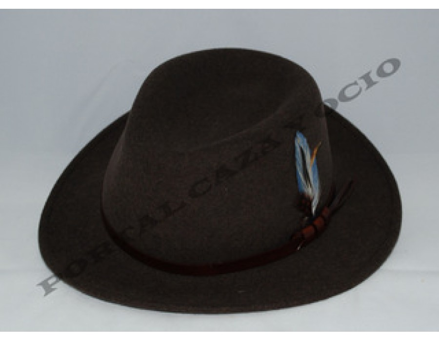 Sombrero curzon kent indeformable