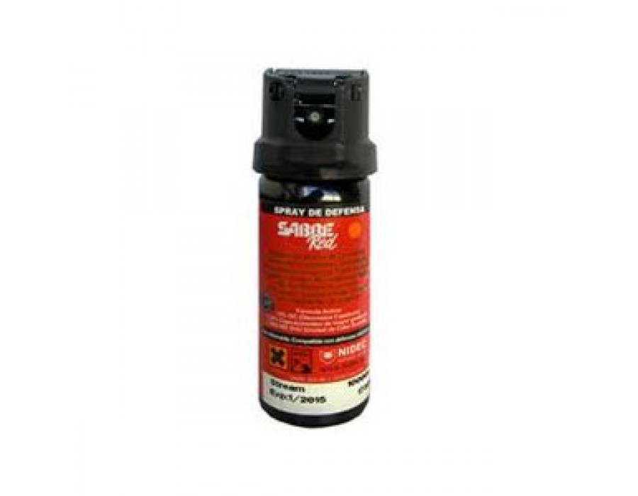 Spray de seguridad chorro mk3 sabre red