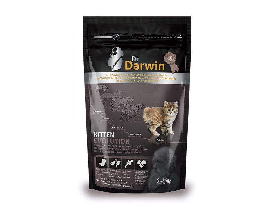 DrDarwin Kitten Evolution (1,5 kg)