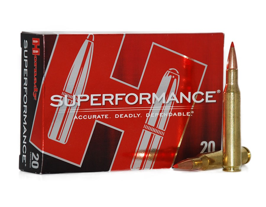 Balas Hornady Superformance - 270 Win - 130 grs - SST