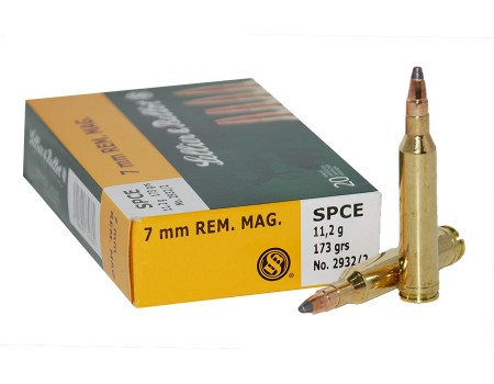 Balas Sellier & Bellot - 7mm Rem Mag - 173 grs - SPCE